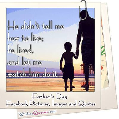 Fathers day pictures quotes