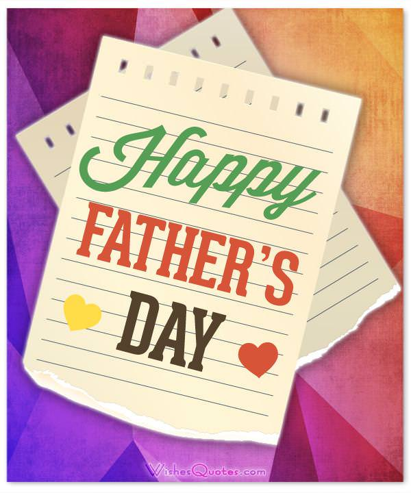 Father39;s Day Greetings and Messages – WishesQuotes