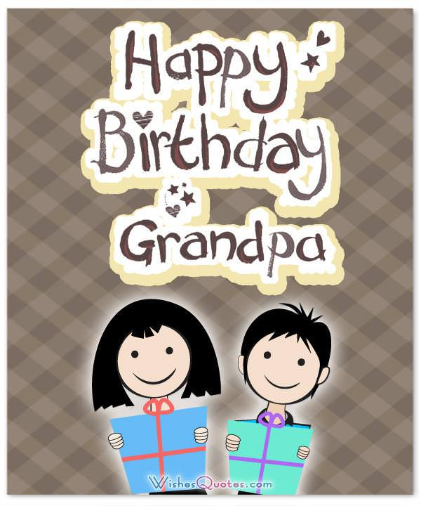 Happy Birthday Grandpa #birthdaywishes #grandpa