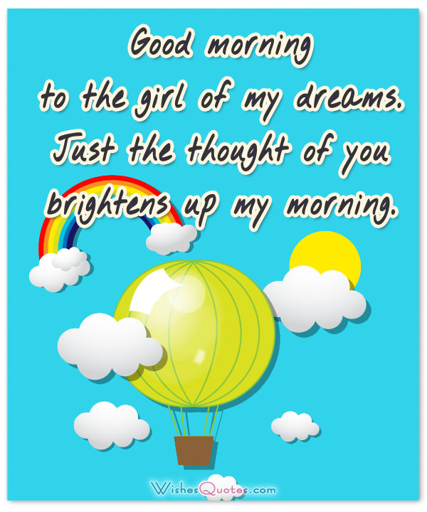 Romantic Good Morning Messages For Her Wishesquotes