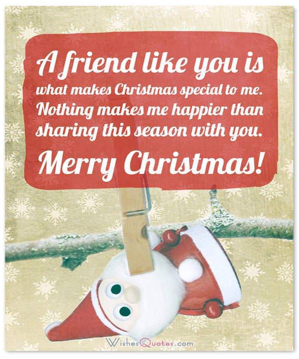 Christmas Messages for Friends and Family – WishesQuotes