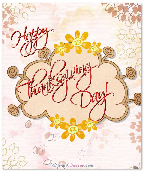 Happy Thanksgiving Image