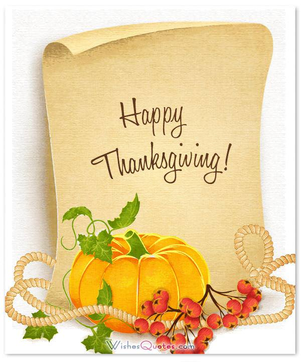 happy thanksgiving wishes for the treasured people in your life
