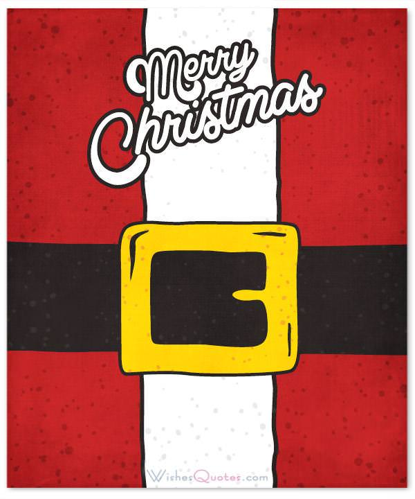 Merry Christmas - Christmas Wishes eCard