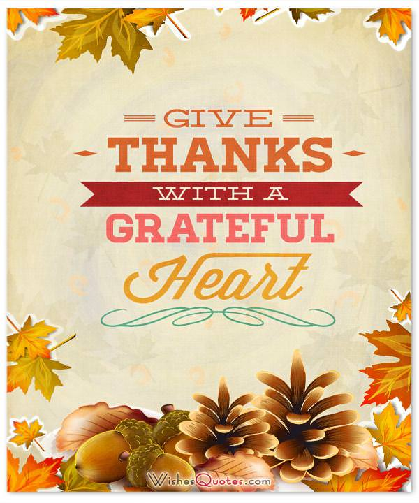 Thanksgiving Wishes - Thanksgiving Cards
