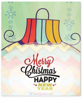 Merry christmas cute card