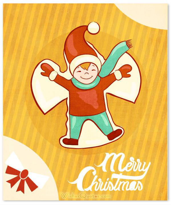 Christmas Blessings Quotes.Christmas Messages For Kids By Wishesquotes