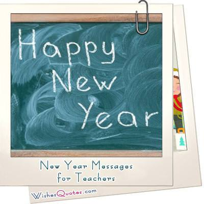 new year messages for teachers wishesquotes