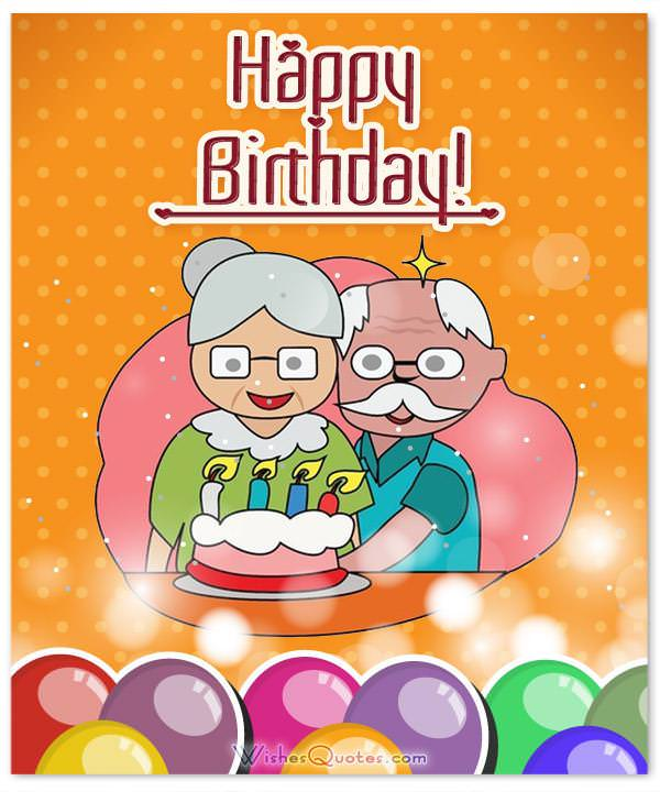 Heartfelt Birthday Wishes The Elderly Person In Your Life