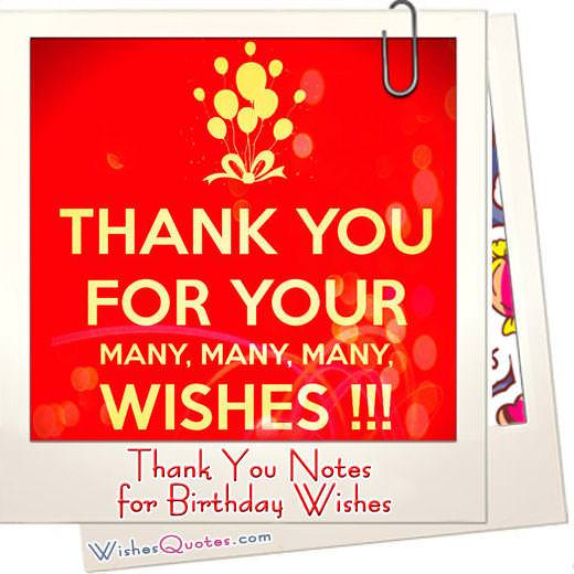 Birthday Thank You Messages: The Complete Guide