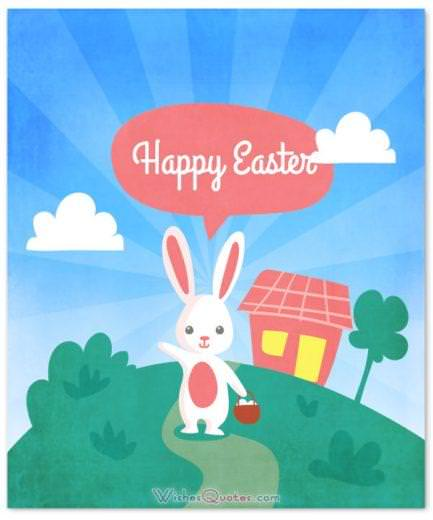 Happy Easter Cute Image