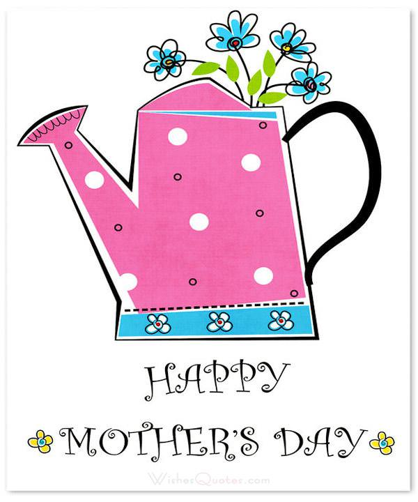 happy-mothers-day-mom. Happy Mother's Day Card