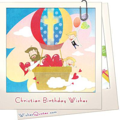 Christian Birthday Wishes Wishesquotes