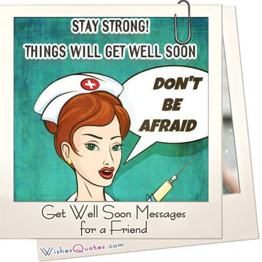 Get Well Soon Messages For A Friend Featured Image