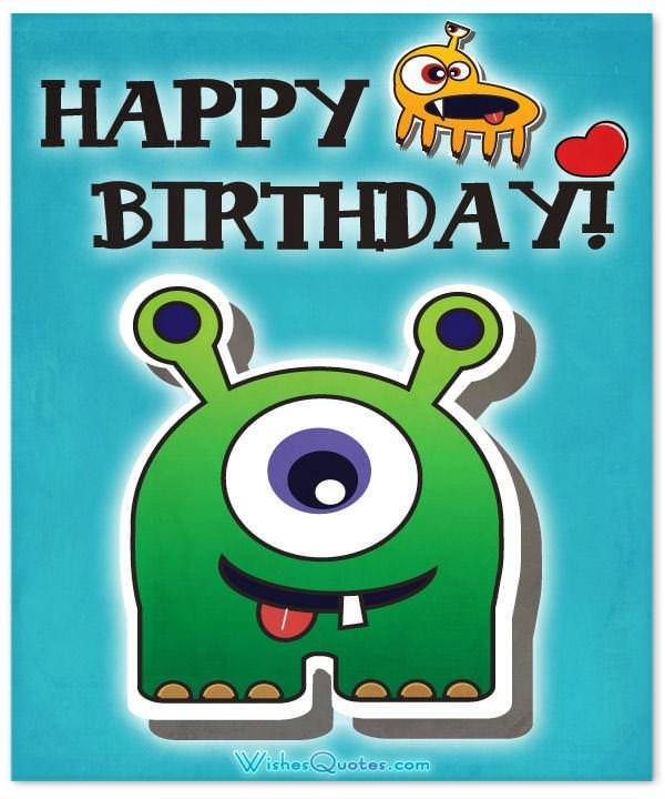 Kids Birthday Wishes – Cool Happy Birthday Cards