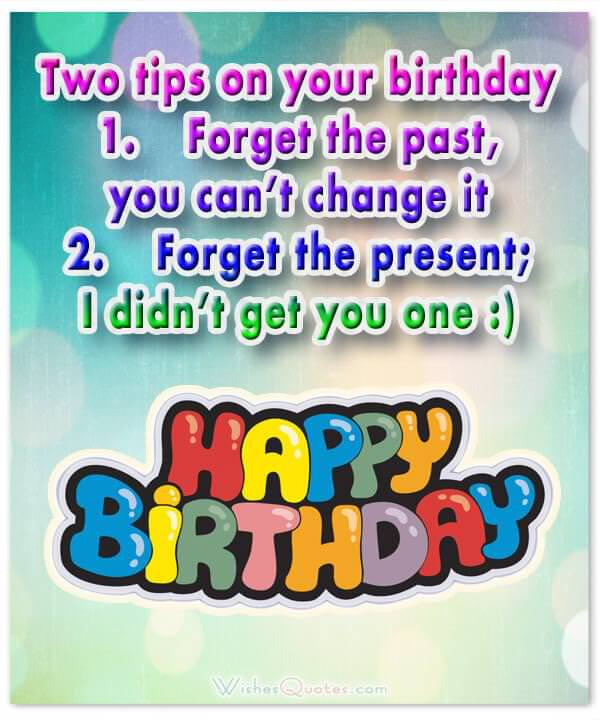 Funny birthday wishes for friends and ideas for maximum birthday fun funny tips birthday card bookmarktalkfo Image collections