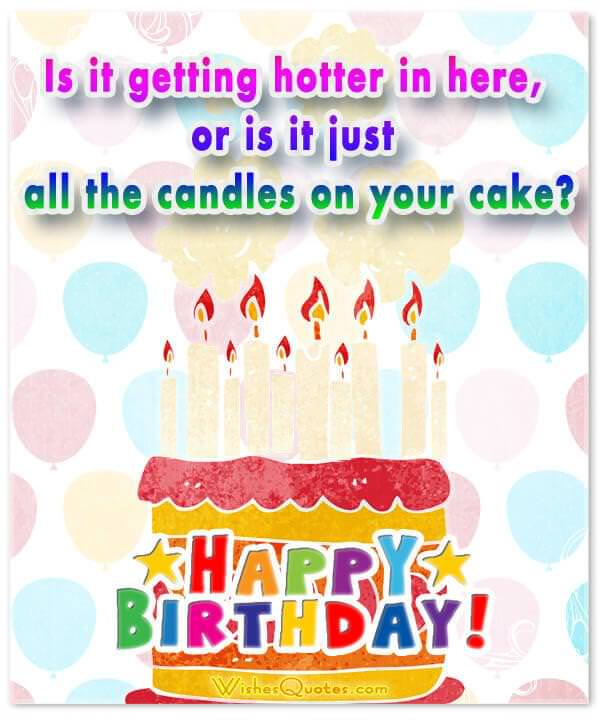 Funny Birthday Wishes for Friends and Ideas for Maximum Birthday Fun – Birthday Card with Quotes
