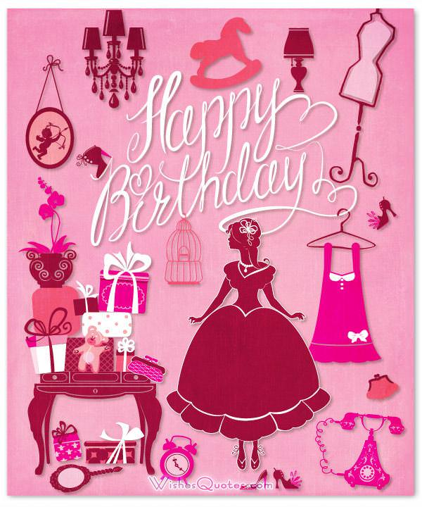 Happy Birthday Daughter Top 50 Daughters Birthday Wishes – Birthday Daughter Card
