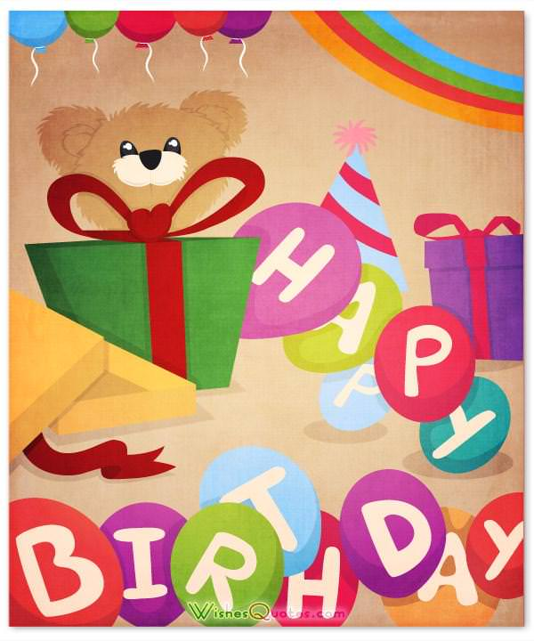 Birthday Wishes For Boys WishesQuotes