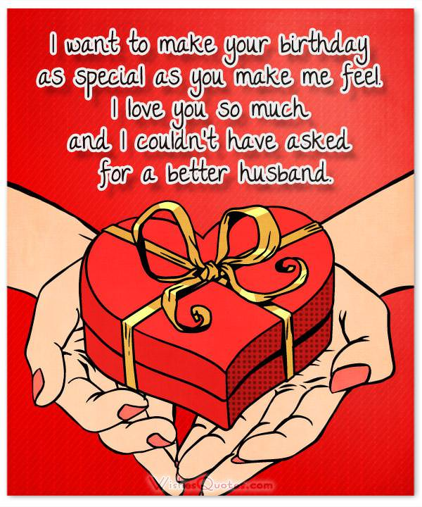 Happy birthday greeting cards wishesquotes birthday cards i want to make your birthday as special as you make me feel i love m4hsunfo