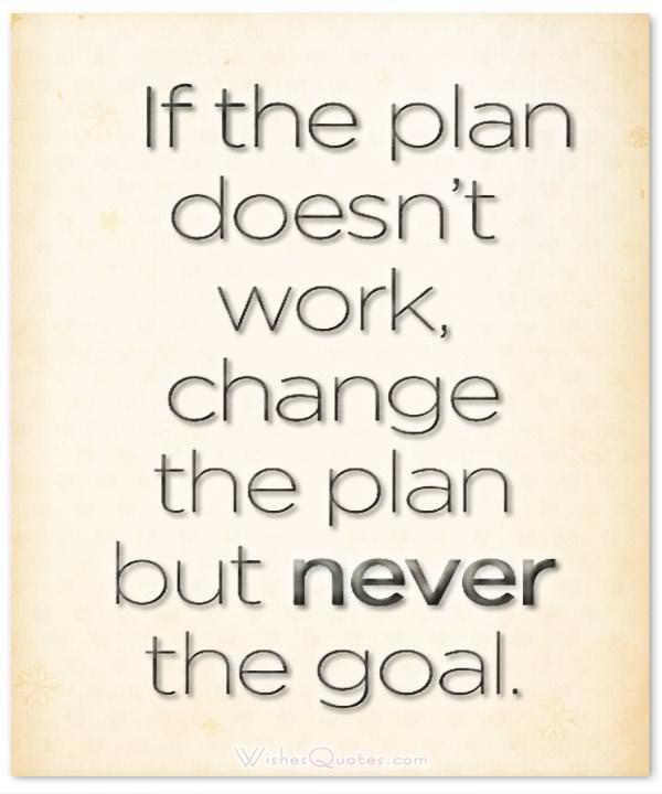 ... School Quote Goal