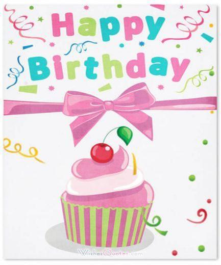 Happy Birthday. Image with Romantic Birthday Wishes