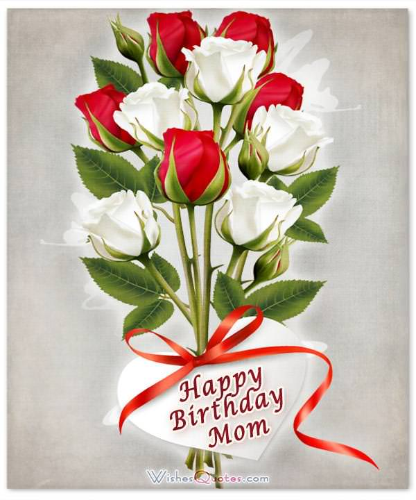 birthday card images for mom