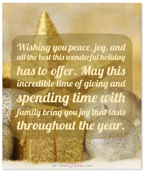 Holiday Wishes Quotes Endearing Top 20 Christmas Greetings & Cards To Spread Christmas Cheer