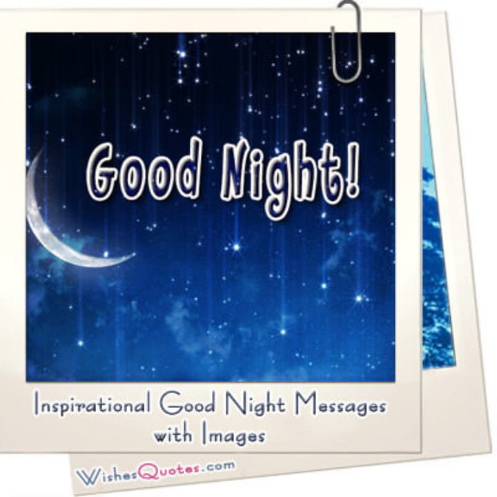Inspirational good night messages featured