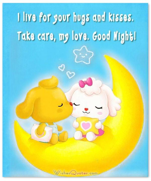 Message For My Healthcare And Love: 30 Goodnight Messages And Images To Make Him Feel The Love