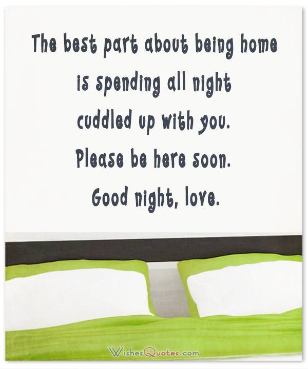 30 Good Night Messages To Make Him Feel The Love At Bedtime