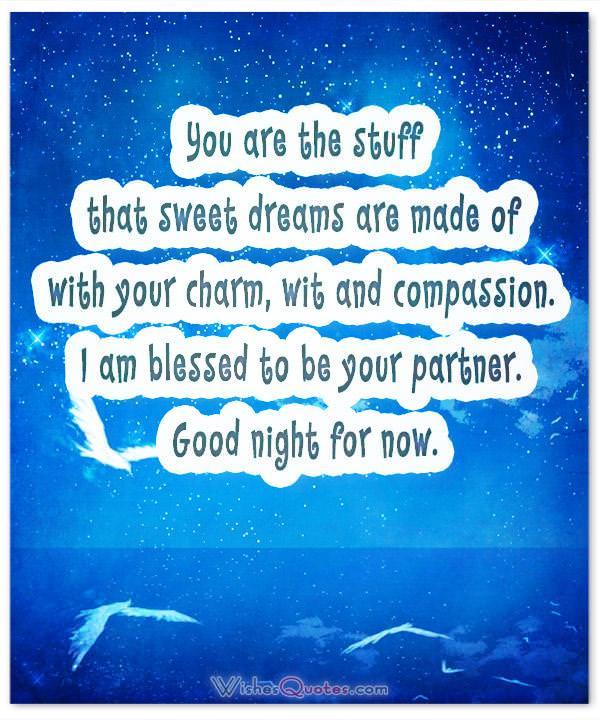 Heartfelt Good Night Messages For Your Girlfriend
