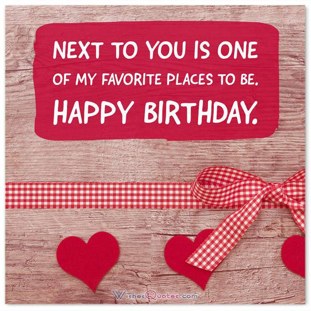 Birthday love messages for your beloved ones which they will birthday love messages for your sweetheart m4hsunfo