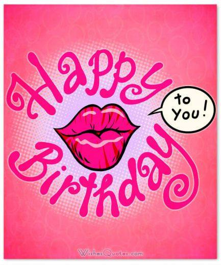 Happy birthday to you - Romantic Birthday Wishes