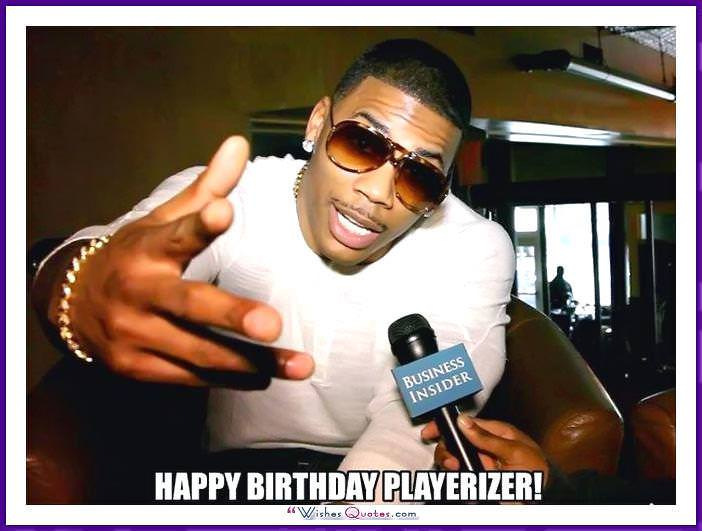 Birthday Meme - Happy birthday playerizer!