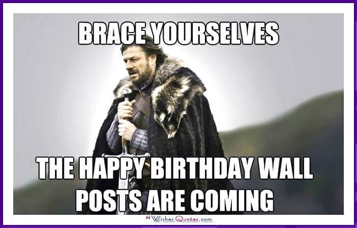 Birthday Memes With Famous People And Funny Messages WishesQuotes