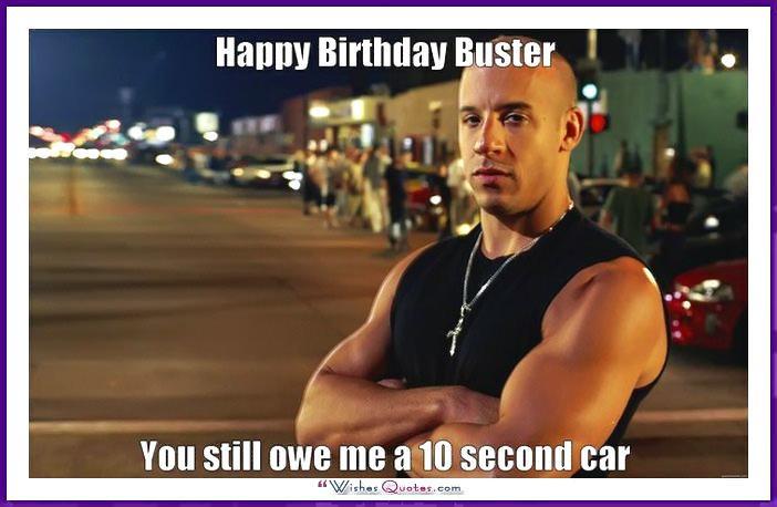 Funny Birthday Meme