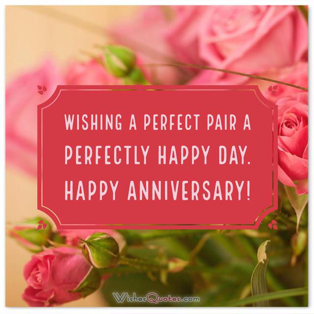 Anniversary Wishes For Couples, Friends, Parents, Brother