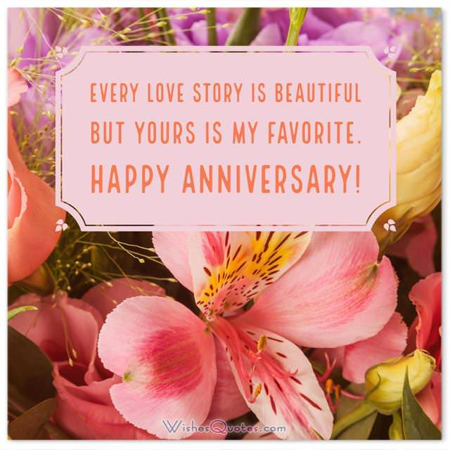 Happy Anniversary To A Beautiful Couple Quotes: Anniversary Wishes For Couples, Friends, Parents, Brother