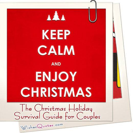 Christmas guide for couples