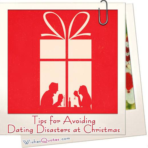 Tips for Avoiding Dating Disasters at Christmas
