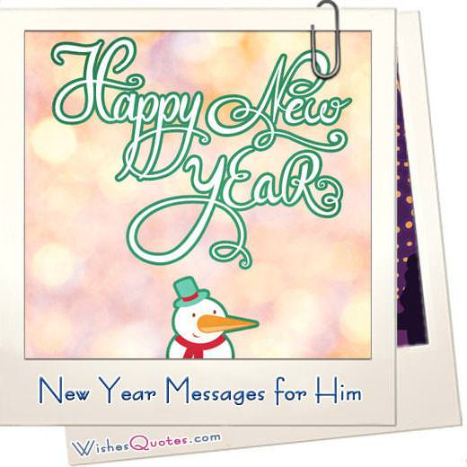 New Year Messages for Husband – Happy New Year for Him