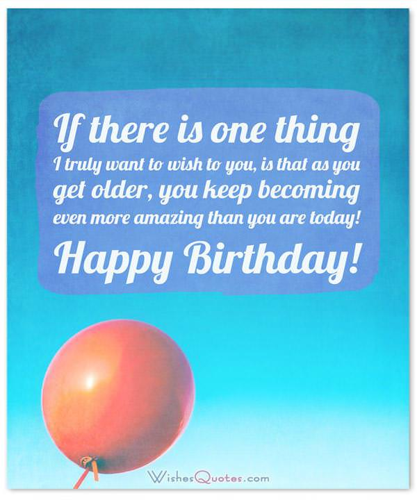 Exceptional Birthday Wishes For Teenagers: If There Is One Thing I Truly Want To Wish  To ...