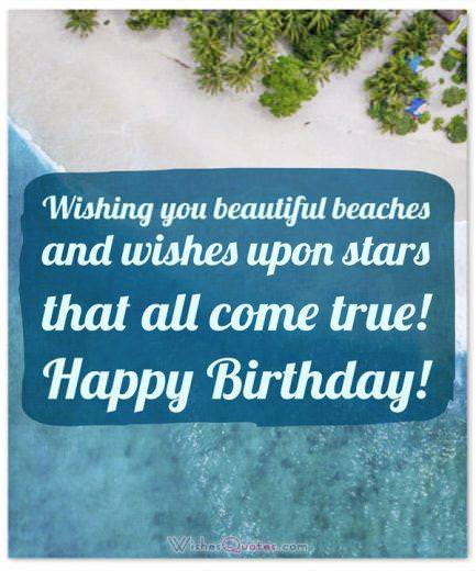 Birthday Wishes for Someone who is Traveling Far Away