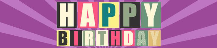Funny Birthday Wishes Banner