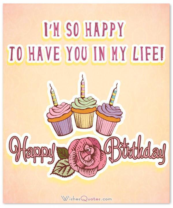 Happy Birthday Stepmom! I'm so happy to have you in my life!
