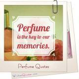 Perfume related quotes