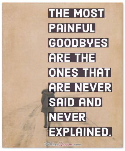 Broken Friendship Quotes Painful Goodbyes
