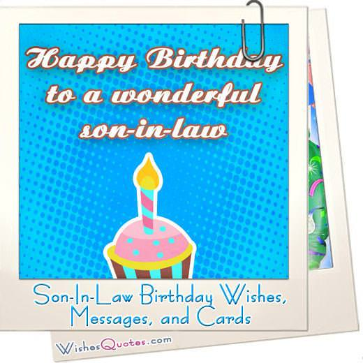 Son In Law Birthday Wishes Featured