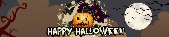Happy Halloween Messages, Poems and Free eCards